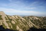 Pohľad z vrchu Montserat
