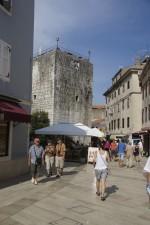Poreč, strážna veža